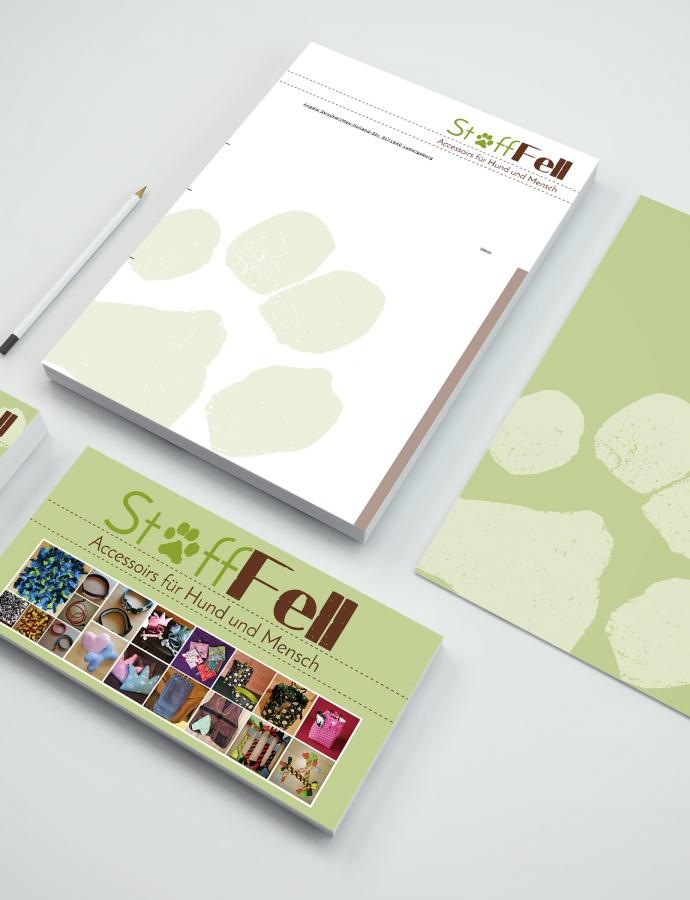 Visitenkarten, Flyer & Co. für StoffFell